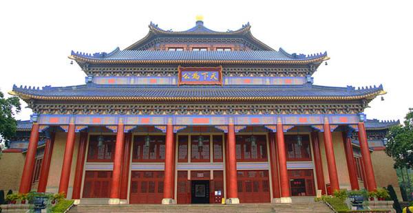 探访广州孙中山和辛亥革命的遗址