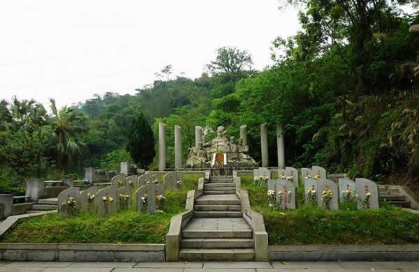 亲子一日游景点推荐:海军广州烈士陵园