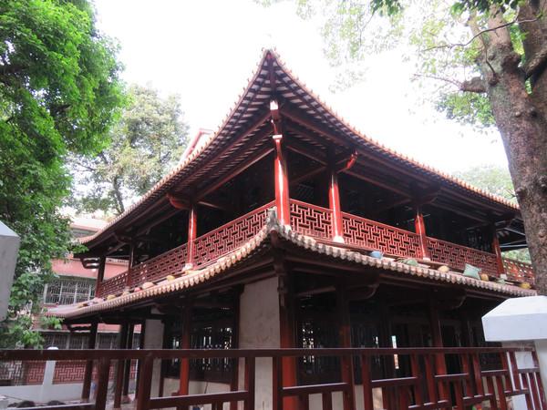 广州一日游探访仅存的清代贡院遗址