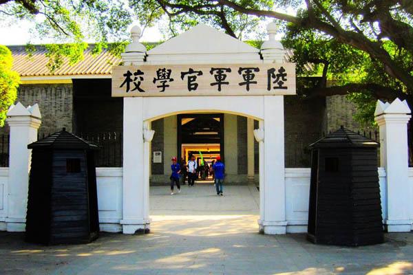 广州一日游景点:星光熠熠的黄埔军校旧址