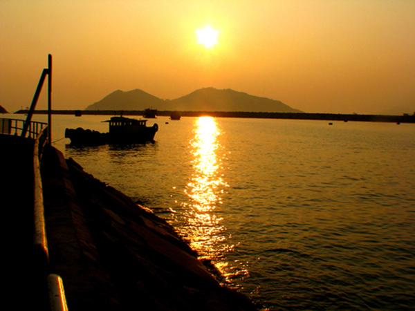 广州一日游到黄埔静享长洲岛慢生活