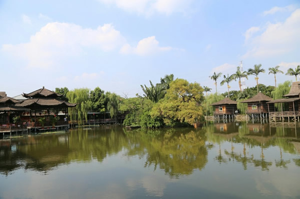 广州一日游到长洲岛探访革命遗址