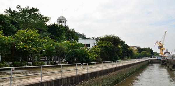 广州一日游攻略:长洲岛探秘