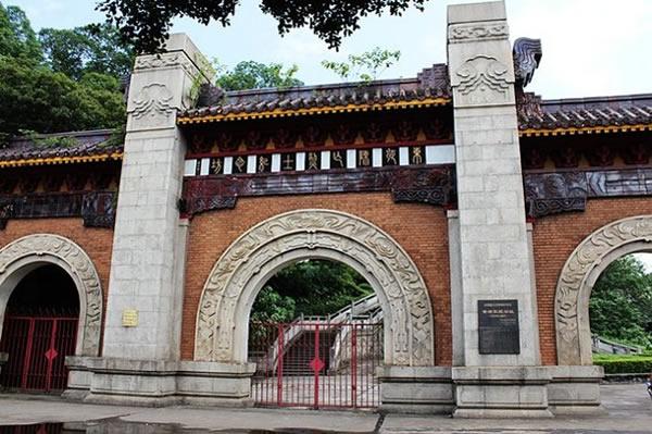广州一日游探访军事要塞长洲岛