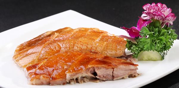 深井烧鹅起源于广州黄埔