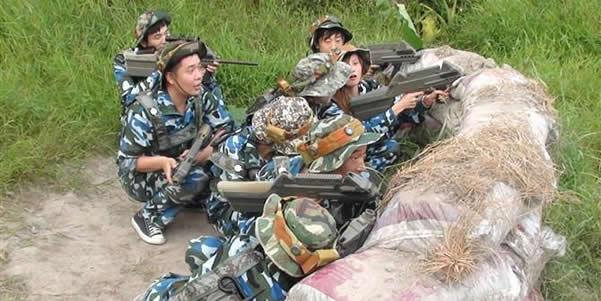 广州一日游好去处推荐:长洲岛野战很赞!