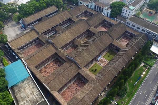 到广州长洲岛黄埔军校旧址秋游吧!