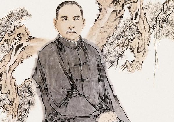 关于孙中山先生与辛亥革命