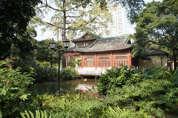 广州一日游景点:西村小中山纪念堂