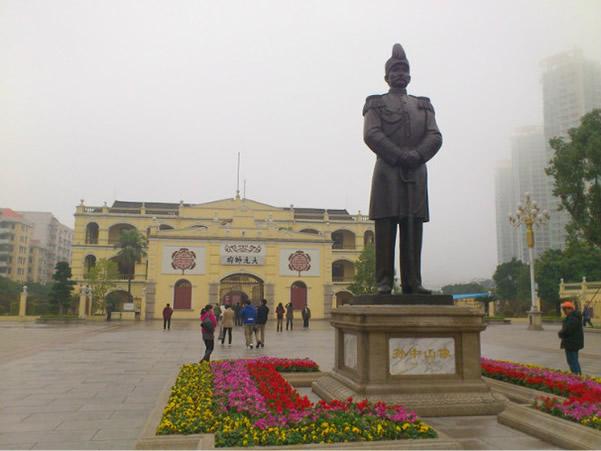 广州一日游到大元帅府探访革命史迹!