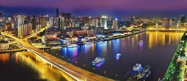 广州珠江夜游参加年会年试过了吗?
