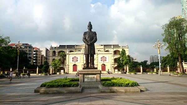 广州一日游辛亥百年寻踪之大元帅府旧址