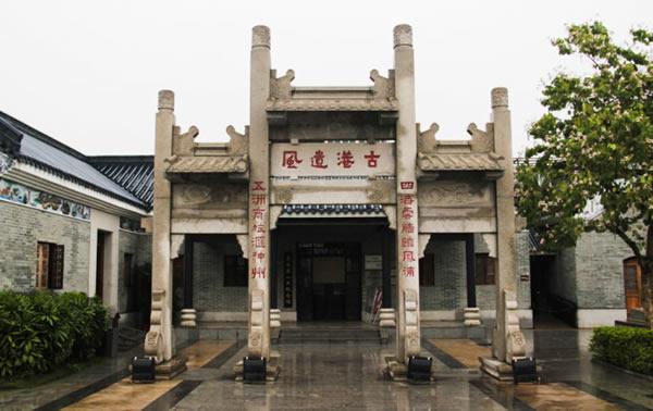 广州一日游到黄埔古港探寻一口通商的辉煌时代