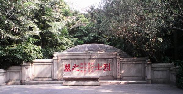 广州一日游到先烈路探寻浓缩英雄史