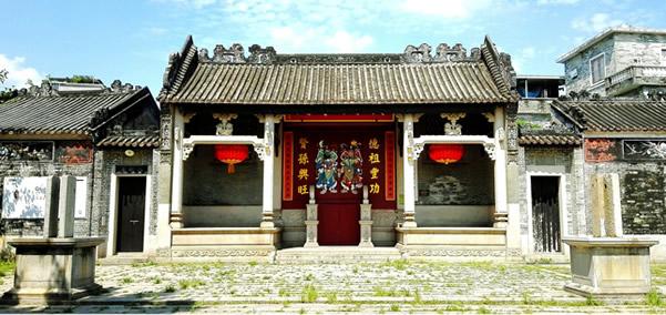 广州一日游到黄埔古巷享受休闲时光