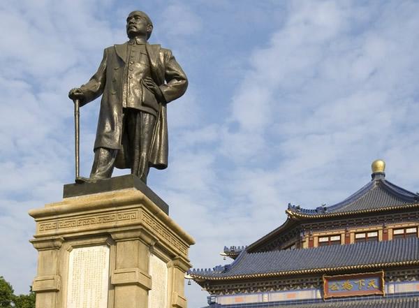 一日游访寻孙中山在广州的革命足迹