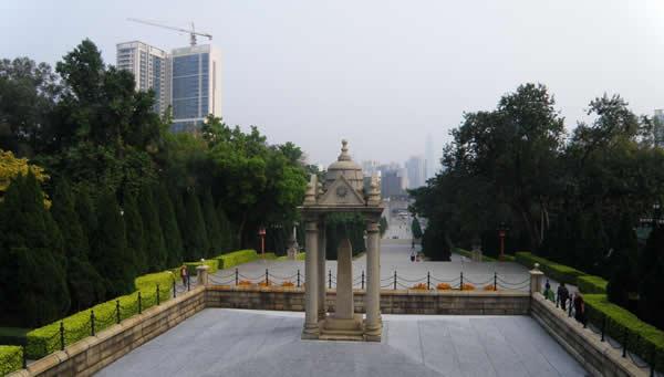 广州一日游到黄花岗探讨辛亥百年吧!