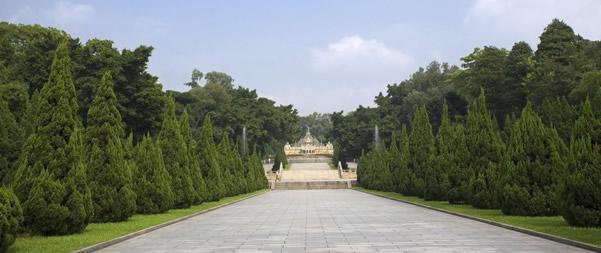 广州一日游到黄花岗寻访辛亥英豪(二)