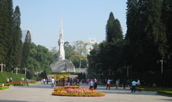 一日游访寻广州三次反清起义(二)