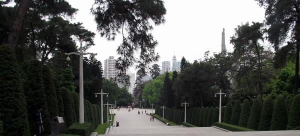 一日游访寻广州三次反清起义(三)