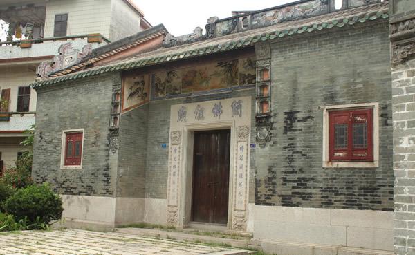 十二月旅游到小洲村吃喝玩乐(三)