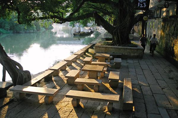 十二月最佳旅游地:小洲村休闲一日游