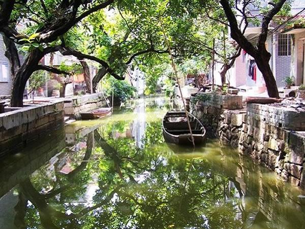 广州十二月旅游探讨小洲的文化底蕴