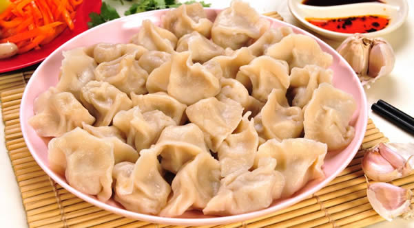 节日习俗冬至吃饺子的传说