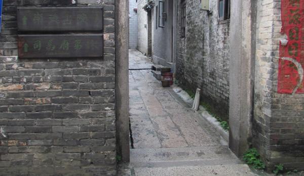 十二月旅游到小洲村享受宁静时光