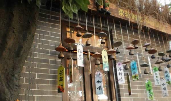 十二月旅游到广州小洲村寻找美食!②