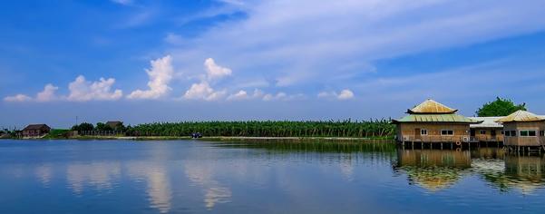 一月旅游尝尝海鸥岛的鱼虾蟹吧!