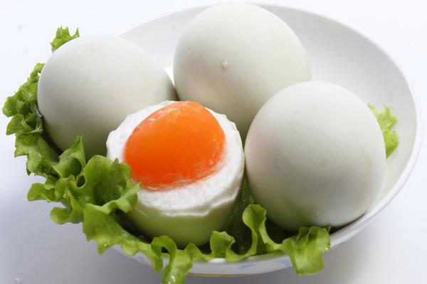 番禺海鸥岛咸鸭蛋你吃过了吗?