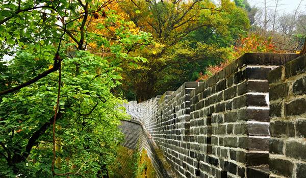广州一日游到越秀公园探寻古城墙!