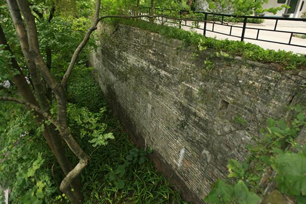 周末旅游去哪?到越秀公园古城墙探秘吧!