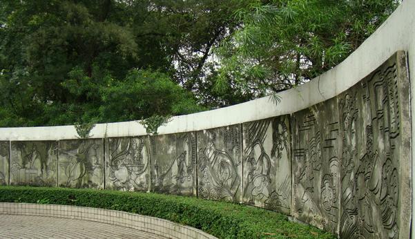 广州一日游追溯越秀公园古城墙的历史!