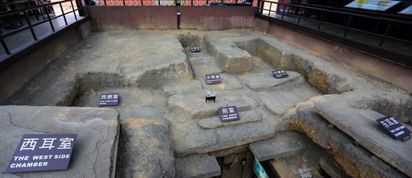 西汉南越王博物馆见证海上丝绸之路