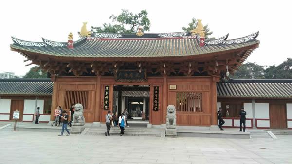 广州光孝寺的历史渊源探秘