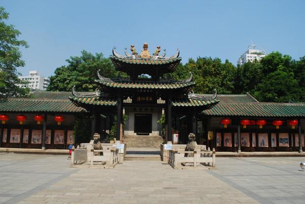 广州怀圣寺的历史简介