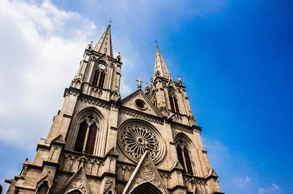 广州石室圣心大教堂旅游攻略