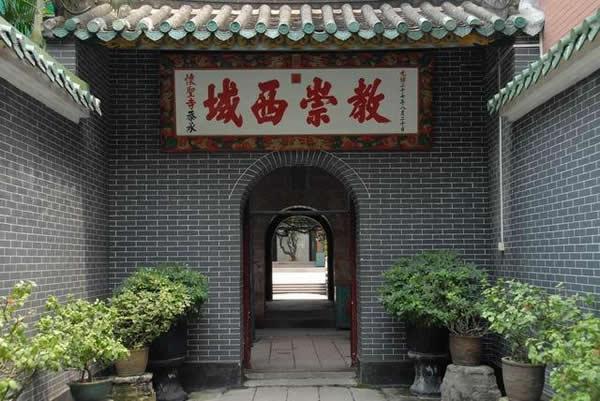 广州怀圣寺和光塔介绍