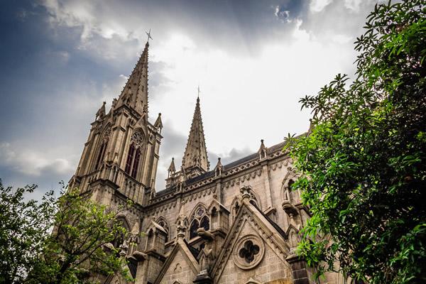 广州石室圣心大教堂一日游