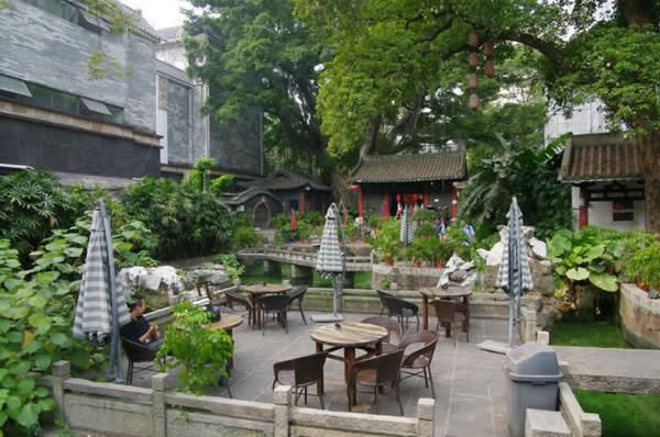 广州千年宫苑园林药洲遗址探秘