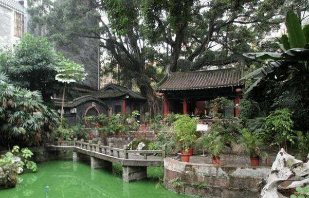 一日游到广州药洲遗址探寻南汉国历史