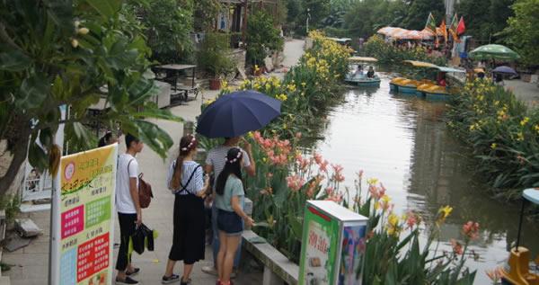 春节旅游推荐:黄埔古港①