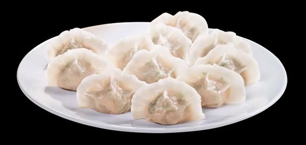 春节吃饺子的传说①
