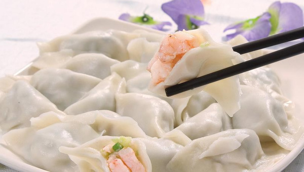 春节吃饺子的传说②