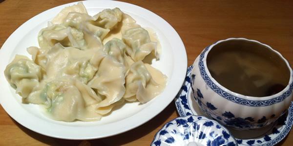 过节习俗:春节吃饺子的寓意