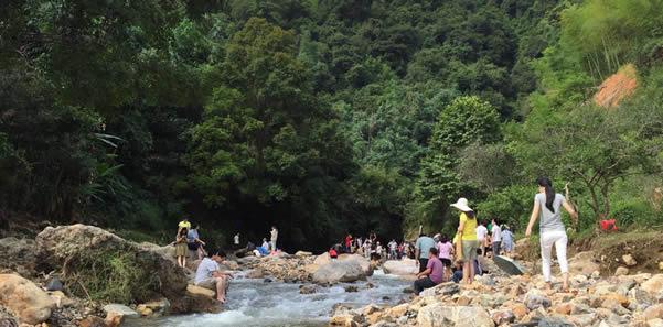 广州一日游景点:从化溪头村