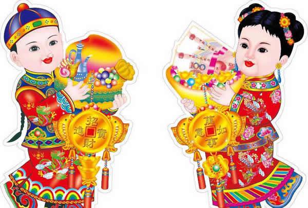 中国人过年的习俗有哪些?