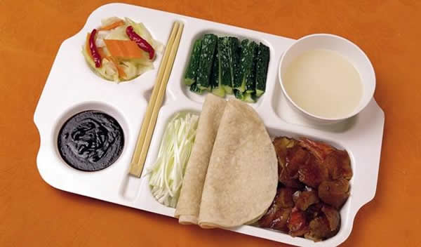 春节传统特色美食春饼你吃过吗?